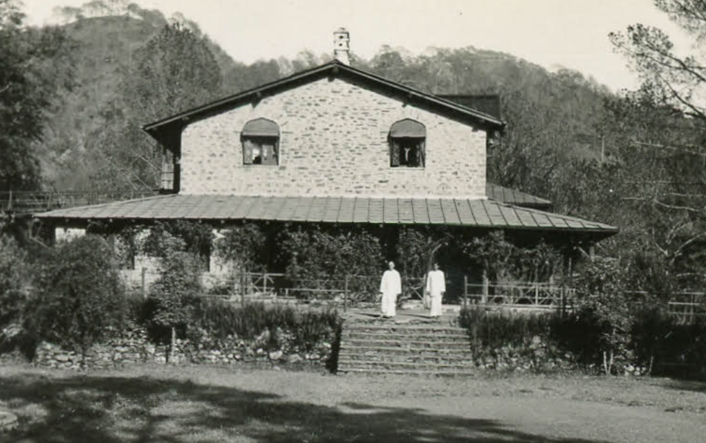 The lodge in Sattal India